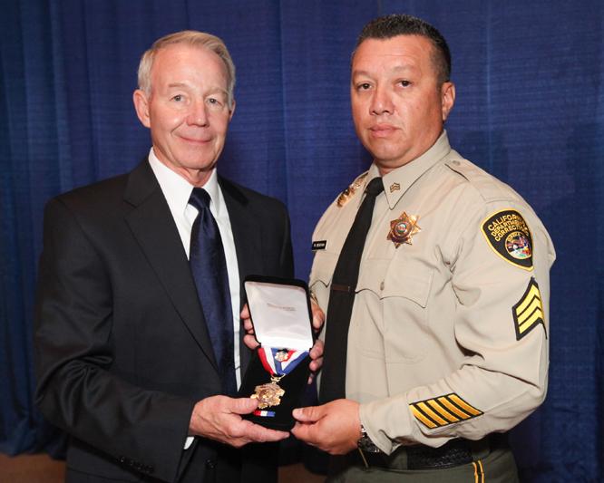 2014 CDCR Medal of Valor