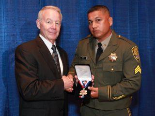 2015 CDCR Medal of Valor
