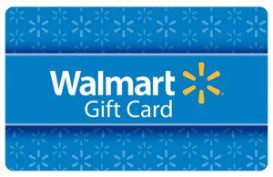 Walmart Gift Card