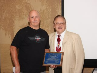 2015 CCSO Chapter President of the Year – Michael Stout (RJD)