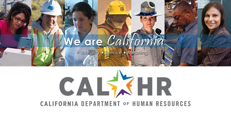 California Department of Human Resources