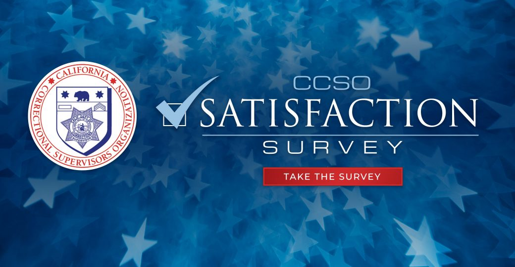 CCSO Satisfaction Survey